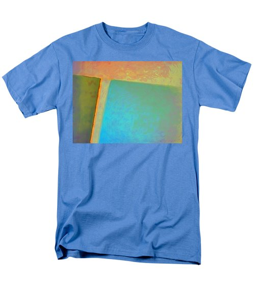 Men's T-Shirt  (Regular Fit) featuring the digital art My Love by Richard Laeton