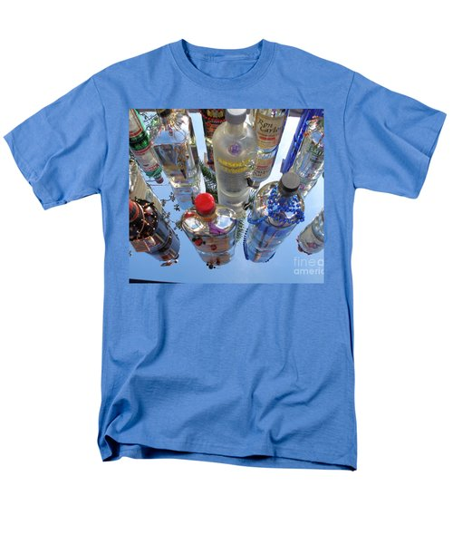 Set Em Up Joe Men's T-Shirt  (Regular Fit) by Irma BACKELANT GALLERIES