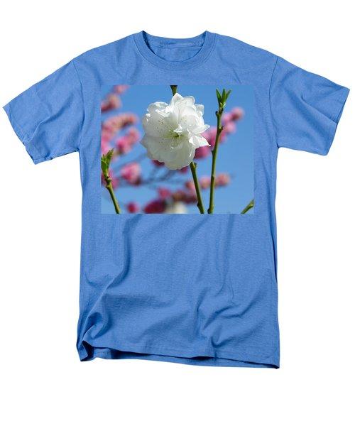 Spring Men's T-Shirt  (Regular Fit) by Sandra Lira