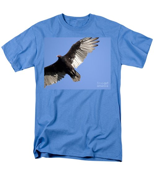 Men's T-Shirt  (Regular Fit) featuring the photograph Vulture by Jeannette Hunt