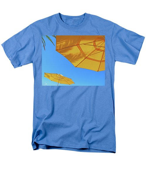 Men's T-Shirt  (Regular Fit) featuring the photograph Yellow Time  by Lizi Beard-Ward
