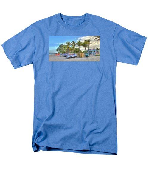 Docs Beach House Men's T-Shirt  (Regular Fit) by Sean Allen