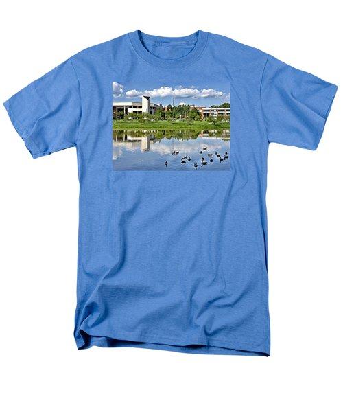 George Mason University Men's T-Shirt  (Regular Fit)