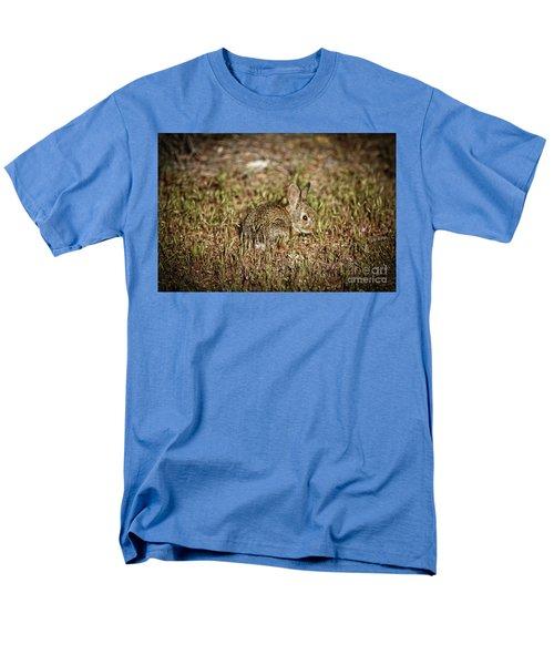 Here I Am Men's T-Shirt  (Regular Fit) by Robert Bales