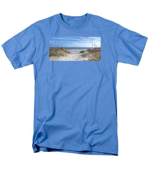 Huntington Beach South Carolina Men's T-Shirt  (Regular Fit)