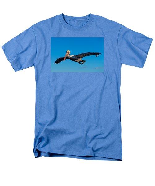 Pelican Men's T-Shirt  (Regular Fit) by Derek Dean