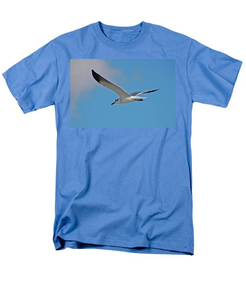 Men's T-Shirt  (Regular Fit) featuring the photograph 1- Seagull by Joseph Keane