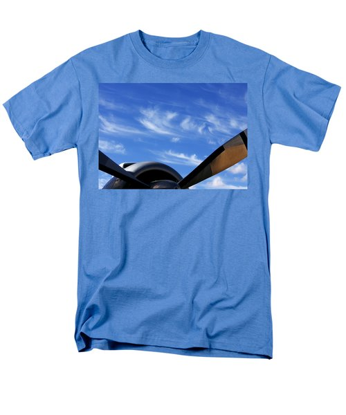 Men's T-Shirt  (Regular Fit) featuring the photograph Time Flies by Rhonda McDougall