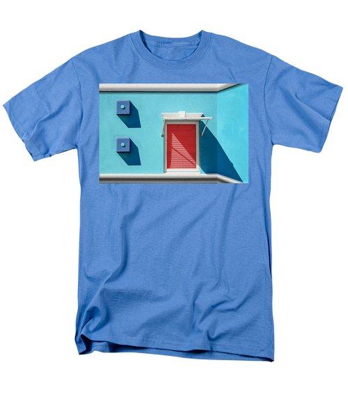 11 O'clock Shadow Men's T-Shirt  (Regular Fit) by Paul Wear