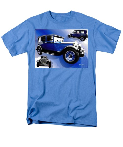 1927 Packard 526 Sedan Men's T-Shirt  (Regular Fit) by Sadie Reneau