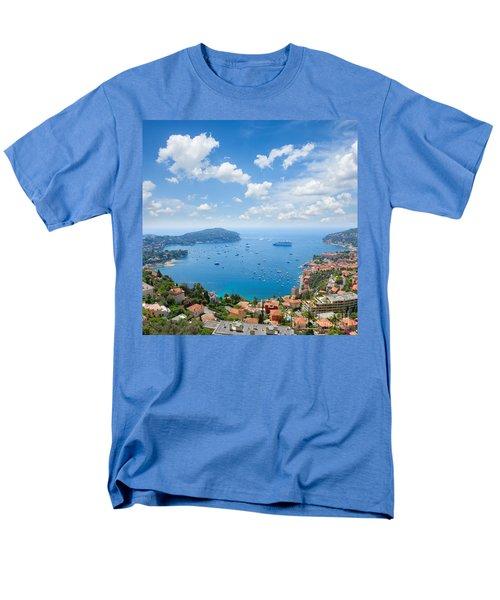 cote dAzur, France Men's T-Shirt  (Regular Fit) by Anastasy Yarmolovich