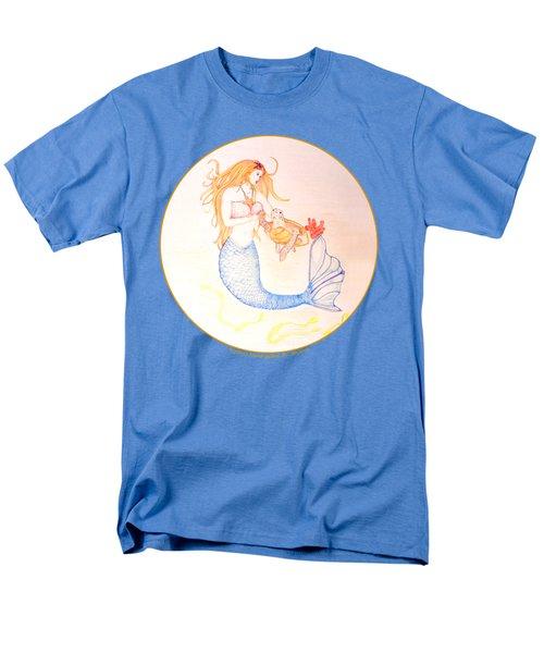 Mermaid Men's T-Shirt  (Regular Fit) by M Gilroy
