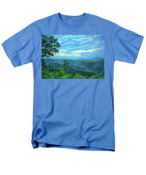 A Break In The Clouds Men's T-Shirt  (Regular Fit) by Kendall Kessler