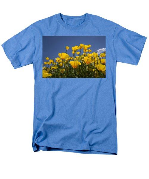 A Little Sunshine  Men's T-Shirt  (Regular Fit) by Lucinda Walter