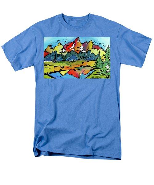 A Memory Men's T-Shirt  (Regular Fit) by Nicole Gaitan