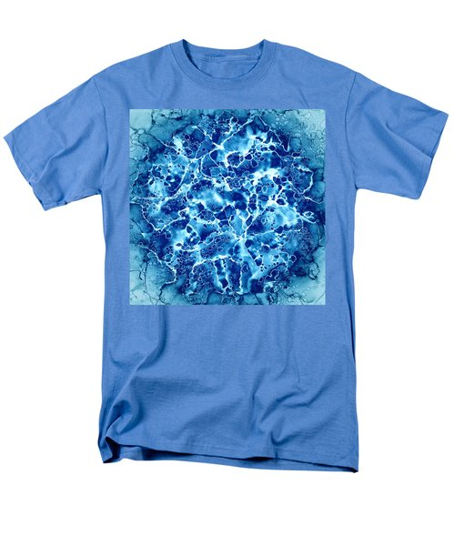 Abstract 5 Men's T-Shirt  (Regular Fit) by Patricia Lintner