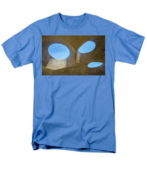 Abstract Of The Roof Men's T-Shirt  (Regular Fit)