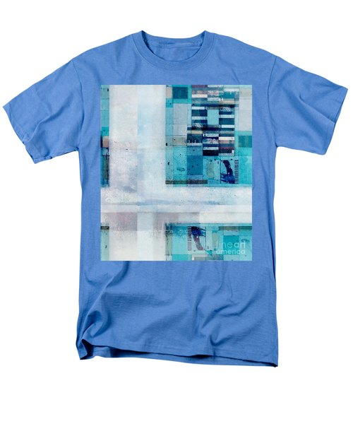 Men's T-Shirt  (Regular Fit) featuring the digital art Abstractitude - C02v by Variance Collections