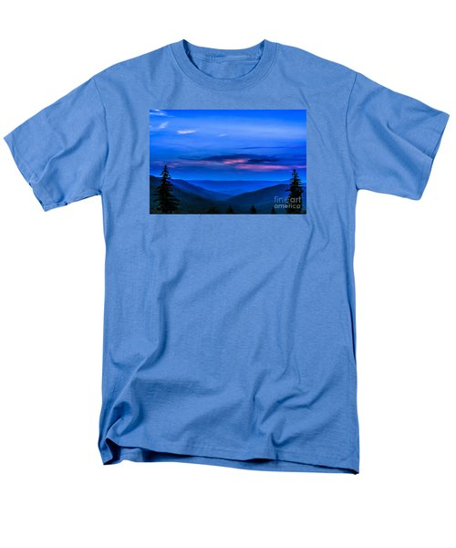 After Sunset Men's T-Shirt  (Regular Fit) by Thomas R Fletcher
