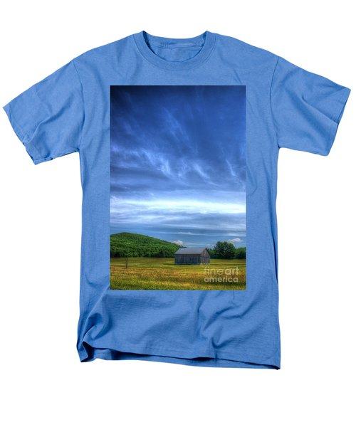 Alone Men's T-Shirt  (Regular Fit) by Randy Pollard
