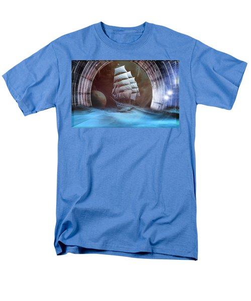 Alternate Perspectives Men's T-Shirt  (Regular Fit) by Mario Carini