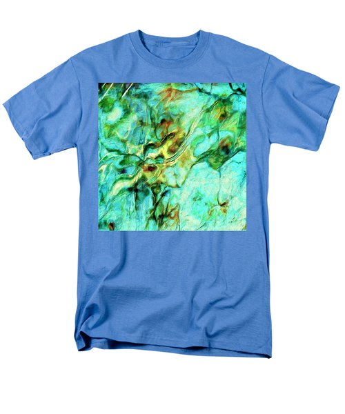 Men's T-Shirt  (Regular Fit) featuring the painting Amazon by Dominic Piperata