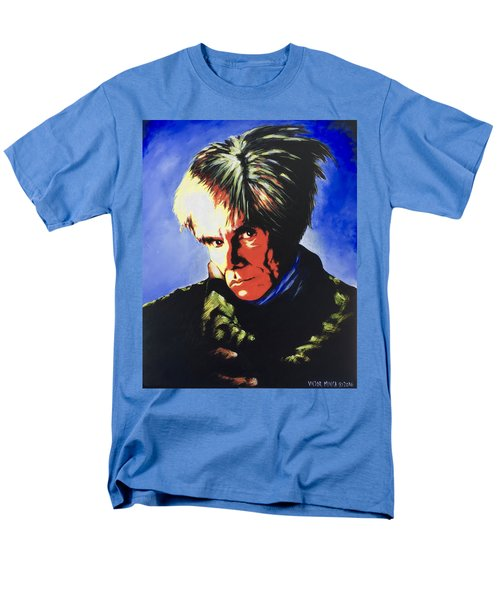Andy Warhol Men's T-Shirt  (Regular Fit) by Victor Minca