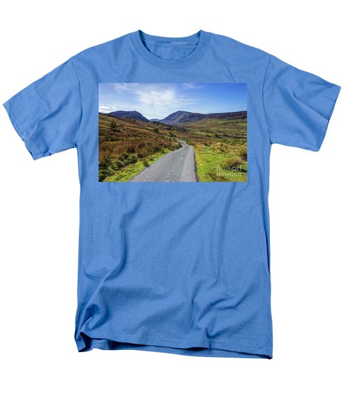Angels Path Men's T-Shirt  (Regular Fit) by Ian Mitchell