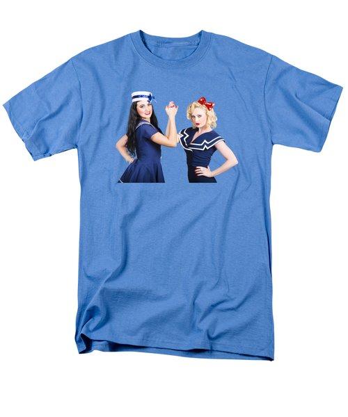 Arm Wrestling Men's T-Shirt  (Regular Fit)