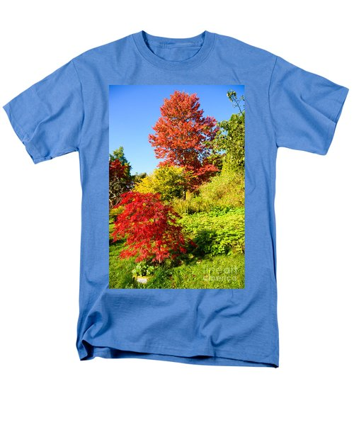 Autumn Colours Men's T-Shirt  (Regular Fit) by Colin Rayner
