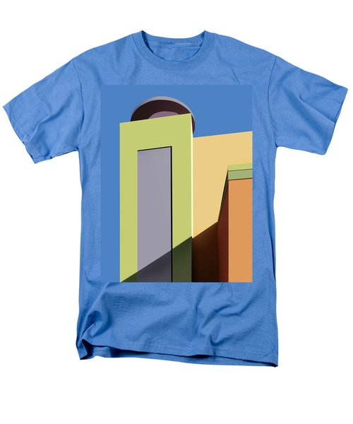 Back To The Market Men's T-Shirt  (Regular Fit) by Nikolyn McDonald