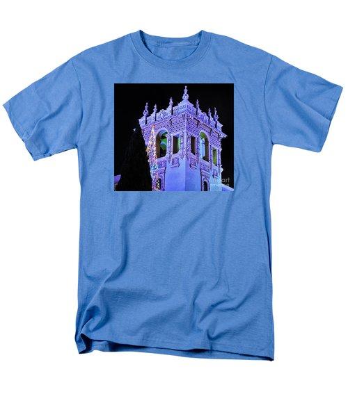Balboa Park December Nights Celebration Details Men's T-Shirt  (Regular Fit) by Jasna Gopic