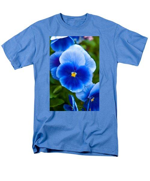 Beautiful Blues Men's T-Shirt  (Regular Fit) by Az Jackson