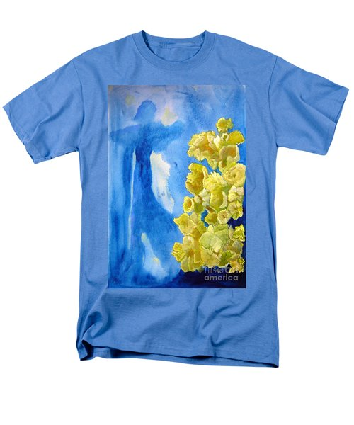 Men's T-Shirt  (Regular Fit) featuring the painting Beautiful Dreamer by Sandy McIntire