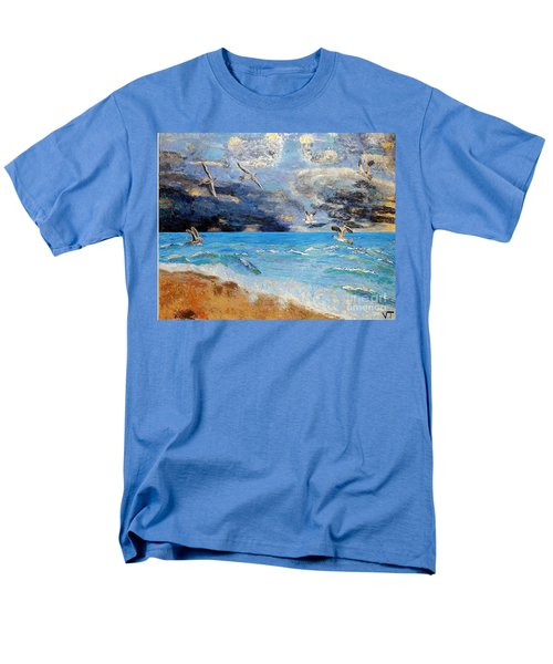 Before The Storm Men's T-Shirt  (Regular Fit) by Vicky Tarcau