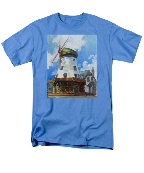 Bevo Mill - St. Louis Men's T-Shirt  (Regular Fit) by Irek Szelag