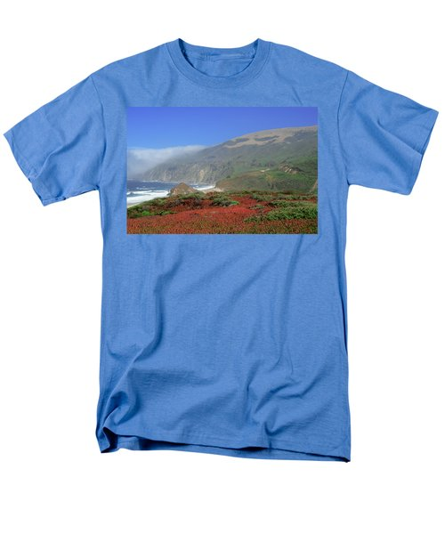 Big Sur 4 Men's T-Shirt  (Regular Fit)