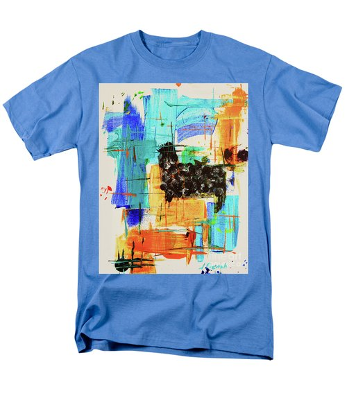Black Sheep Men's T-Shirt  (Regular Fit) by Jeanette French