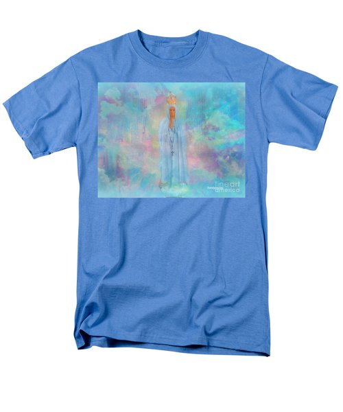Blessed Mother Of Jesus Men's T-Shirt  (Regular Fit) by Sherri's Of Palm Springs