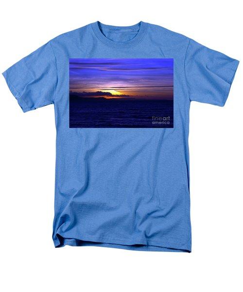Blue Heaven  Men's T-Shirt  (Regular Fit) by Stephen Melia