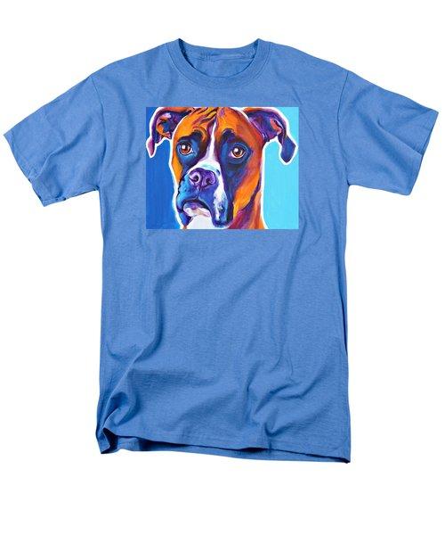 Boxer - Rex Men's T-Shirt  (Regular Fit)