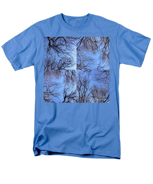 Branches Men's T-Shirt  (Regular Fit) by Nora Boghossian
