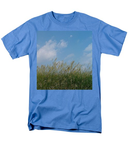 Men's T-Shirt  (Regular Fit) featuring the photograph Breezy Day by Sara  Raber