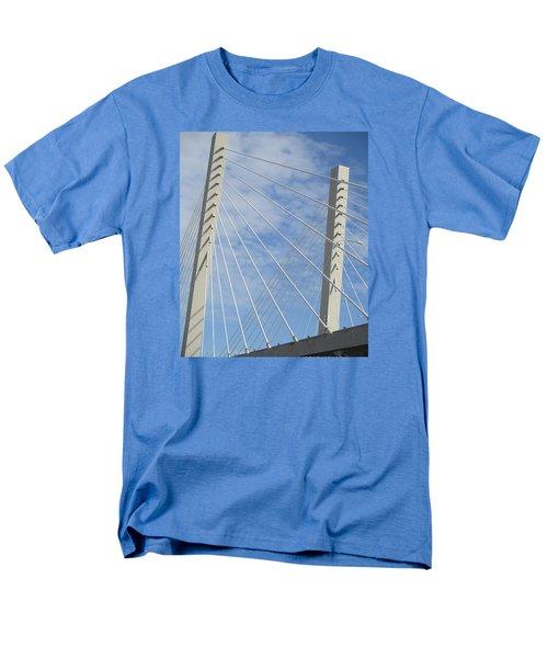 Bridge Men's T-Shirt  (Regular Fit) by Martin Cline