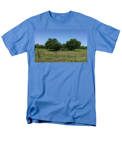 Men's T-Shirt  (Regular Fit) featuring the photograph Buda Sweet Home - #42116 by Joe Finney
