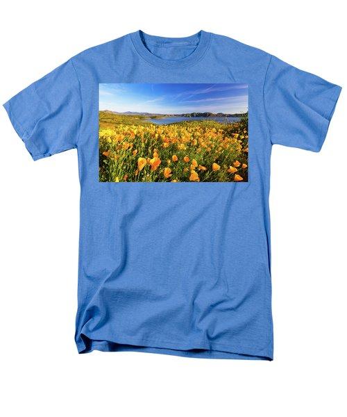 California Dreamin Men's T-Shirt  (Regular Fit) by Tassanee Angiolillo