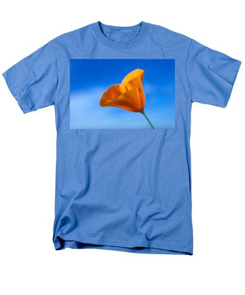 California Poppy Men's T-Shirt  (Regular Fit)