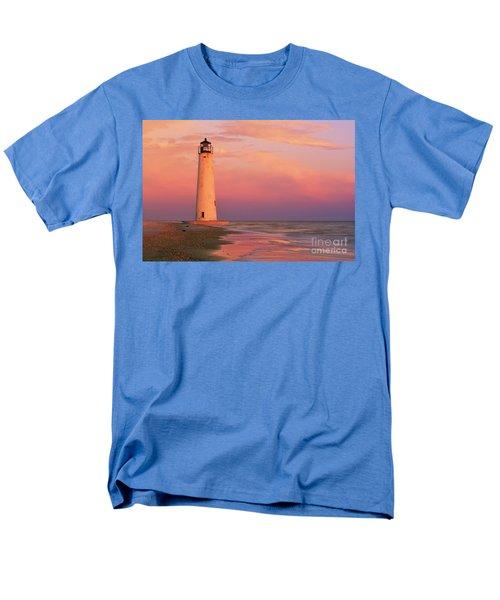 Cape Saint George Lighthouse - Fs000117 Men's T-Shirt  (Regular Fit) by Daniel Dempster