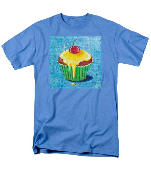 Men's T-Shirt  (Regular Fit) featuring the painting Celebration by Susan DeLain