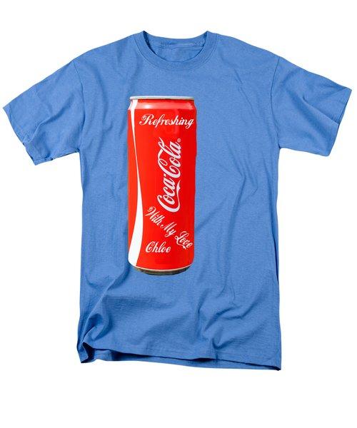 Chloe Men's T-Shirt  (Regular Fit) by EricaMaxine Price